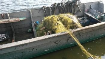 Оперативна робота Київського рибоохоронного патруля в період з 6 по 9 вересня