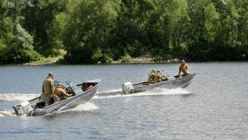 За 100 днів роботи рибні патрульні викрили 302 порушення правил рибальства на Київщині