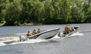 За час роботи рибні патрульні Київщини виявили порушень на 1,2 млн грн.
