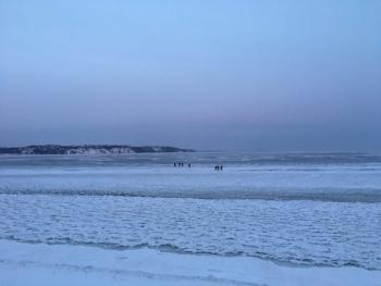 Рибний патруль Київщини провів роз'яснювальну роботу з рибалками-порушниками поблизу Київської ГЕС