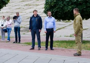 Тарас Кутовий, Ярема Ковалів та Київський рибоохоронний патруль спільно патрулювали акваторію у День рибалки