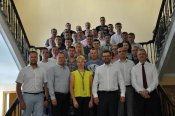 Литовські колеги поділились з працівниками Київського рибоохоронного патруля системою роботи органів рибоохорони в ЄС