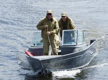 Київський рибоохоронний патруль – 1-й місяць роботи