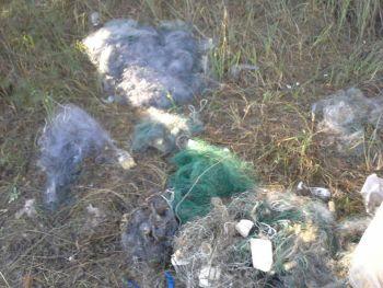 В період з 27 по 30 серпня рибні патрульні зафіксували порушень зі збитками близько 40 тис грн