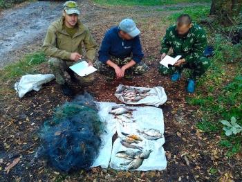 Оперативна робота Київського рибоохоронного патруля у період 3-13 серпня