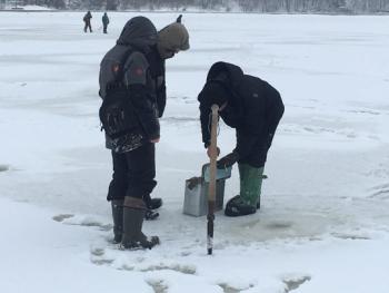 41 порушення на р. Тетерів зафіксував Київський рибоохоронний патруль за вихідні