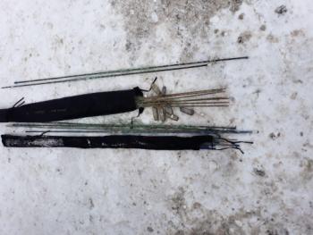 """Київський рибоохоронний патруль виявив порушення з 20 """"косинками"""", про яке повідомили на зустрічі з рибалками"""