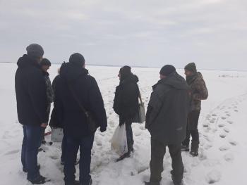 На річці Тетерів затримано 9 порушників правил рибальства