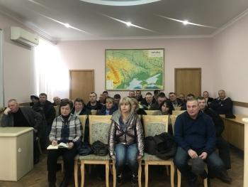 Київський рибоохоронний патруль провів нараду з рибалками-промисловиками щодо нерестової заборони