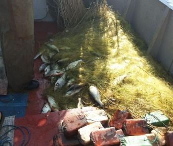 Рибоохоронні патрульні виявили шість порушень серед користувачів Київського водосховища