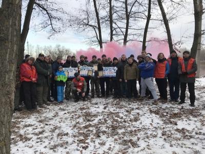 Київський рибоохоронний патруль контролював за дотриманням правил рибальства на турнірі «Осінній спінінг 2018»