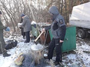 Київський рибоохоронний патруль знищив понад 2 кілометри браконьєрських сіток