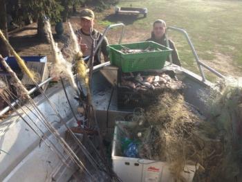 За один день роботи Київський рибоохоронний патруль виявив порушень на 18 тис грн