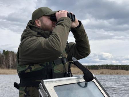Порядок проведення рибоохоронного рейду, - Київський рибоохоронний патруль