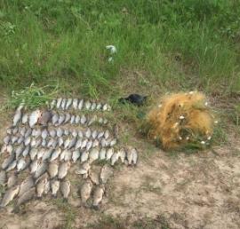 На Вишгородщині виявлено порушників, які нанесли понад 9 тис. грн збитків, - Київський рибоохоронний патруль