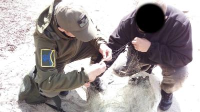 Цими вихідними виявлено три порушення з кримінальними ознаками, - Київський рибоохоронний патруль