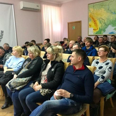 Київський рибоохоронний патруль перед початком нересту провів нараду з користувачами