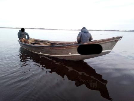 На Київському водосховищі затримано користувачів, які проводили вилов риби у забороненій зоні, - Київський рибоохоронний патруль
