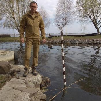 Київський рибоохоронний патруль створив пункти спостережень за рівнем коливання води