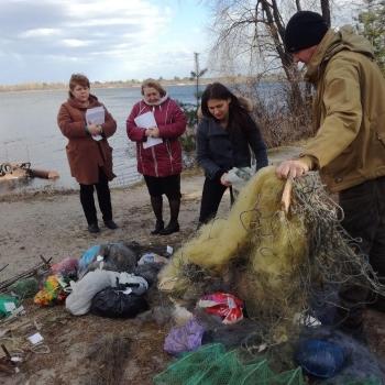 Київський рибоохоронний патруль знищив 79 заборонених знарядь лову