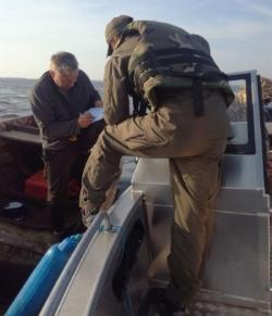 За десять днів задокументовано 53 порушення, з яких три - кримінальні, - Київський рибоохоронний патруль